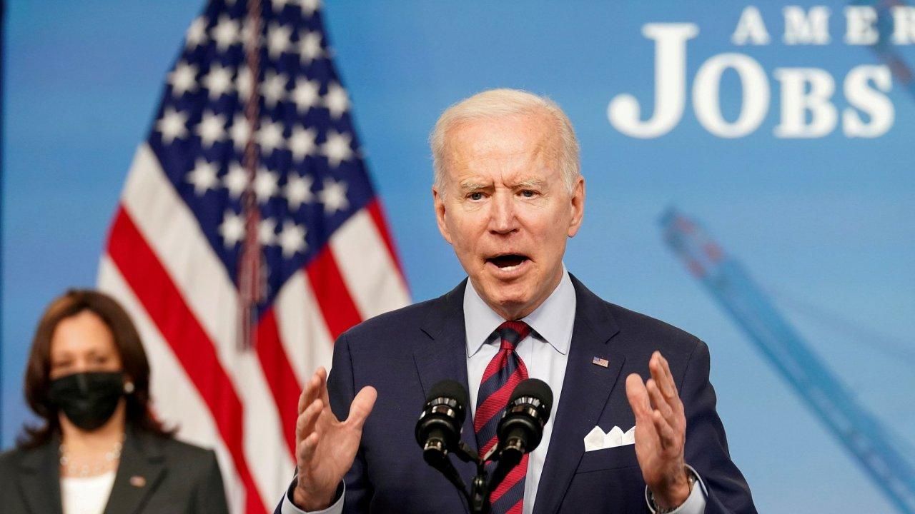 Nový rozpočtový plán amerického prezidenta Joea Bidena by znamenal největší výdaje pro federální vládu od druhé světové války.