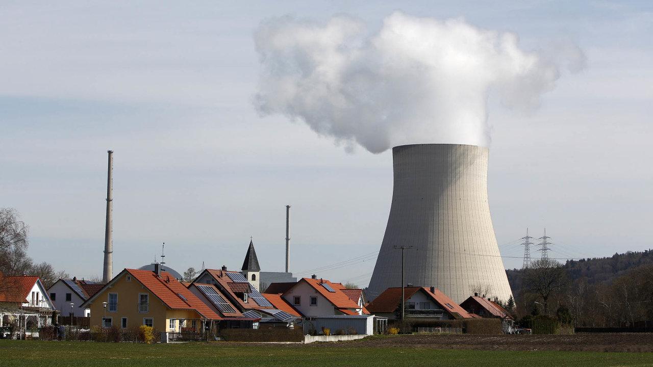 Isar 2, jaderná elektrárna, Německo
