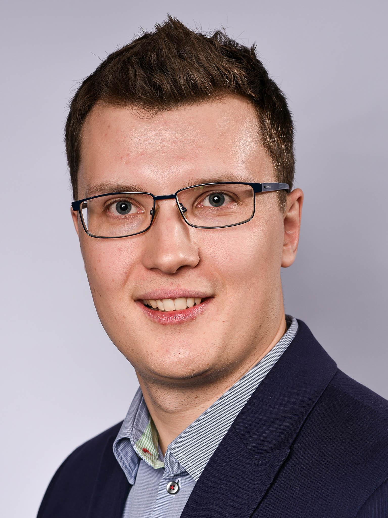Jakub Pospíšil, ředitel pobočky pro korporátní klienty, Praha