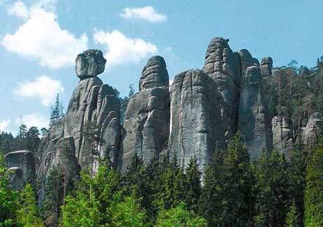 90719 vikCr adrspach2 Adršpašské skalní město