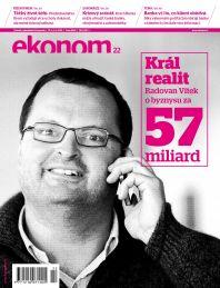 T�den�k Ekonom - �. 22/2012