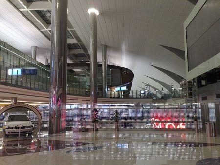 Mezinárodní letiště v Dubaji, terminál 3