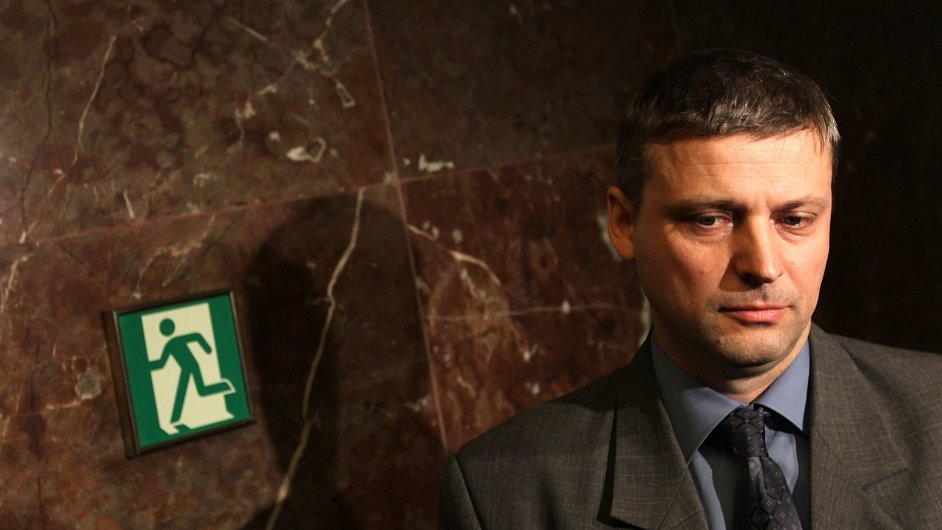 Roman Pekárek s rozsudkem nesouhlasí