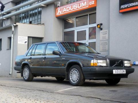 Volvo po Jaroslavu Seifertovi