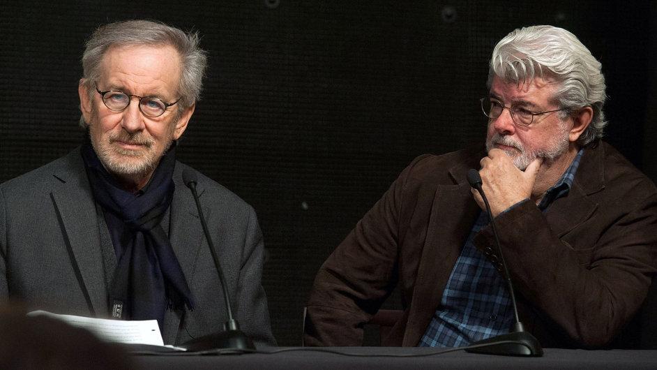 Lucas a Spielberg předvídají transformaci stávajícího filmového průmyslu.
