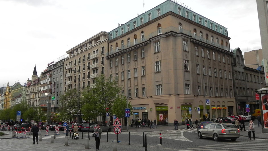 Dům na Václavském náměstí