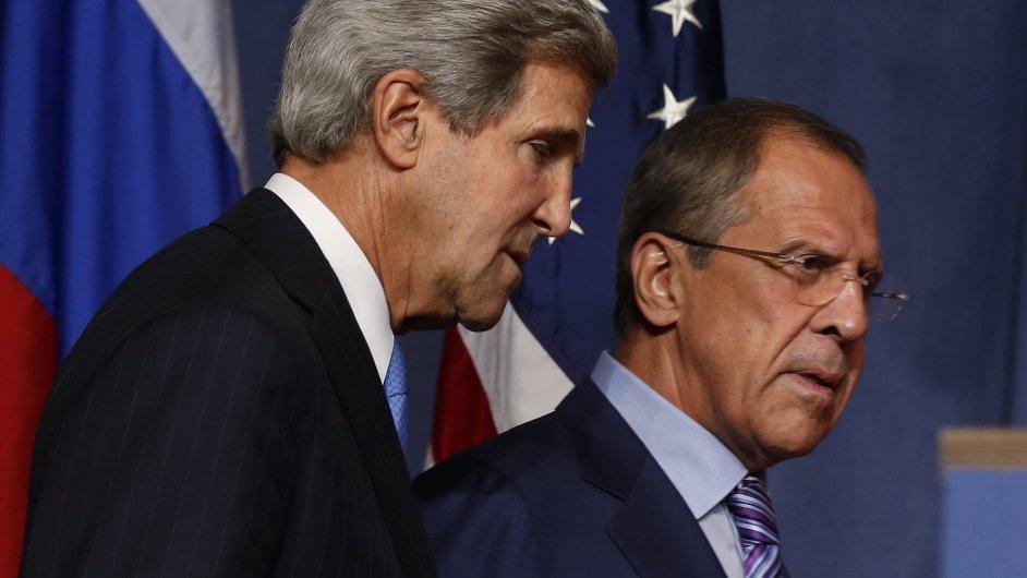 Ženevská jednání o Sýrii