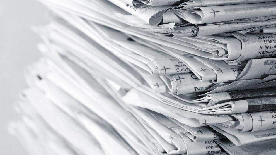 Tisk plní důležitou roli informačního prostředníka pro občany každé země, uvádí UVDT.
