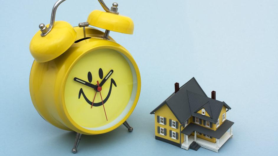 Čas refinancovat