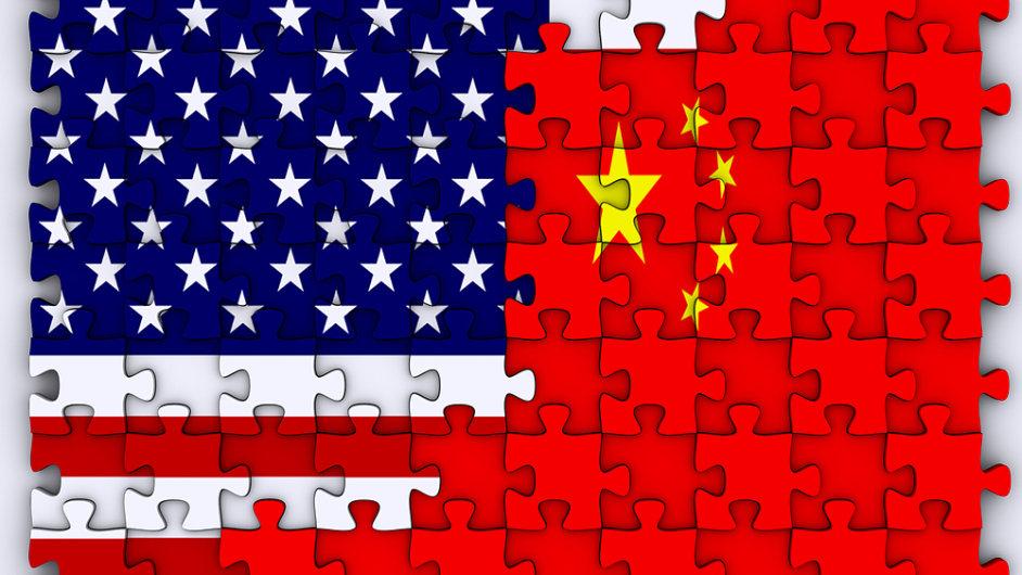 Číňané se již chlubí největším objemem obchodu. Nejvyšší HDP se ale stále vytvoří v USA. (Ilustrační foto)