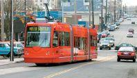 Tramvaj firmy Inekon v americkém Seattlu