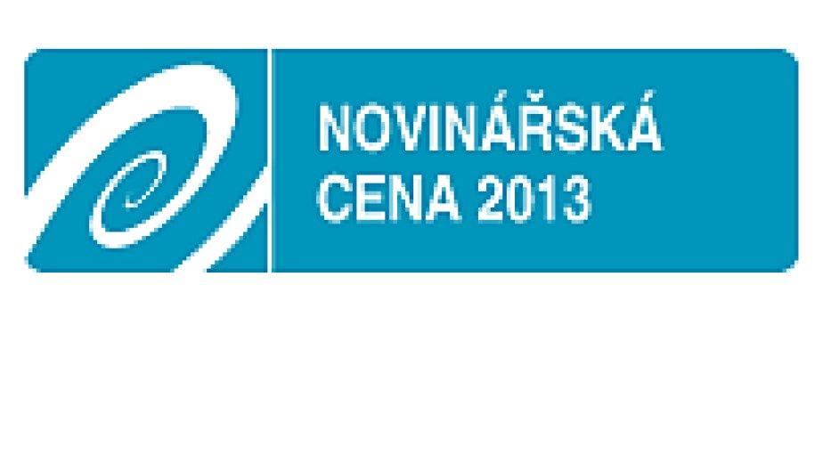 Novinářská cena 2013