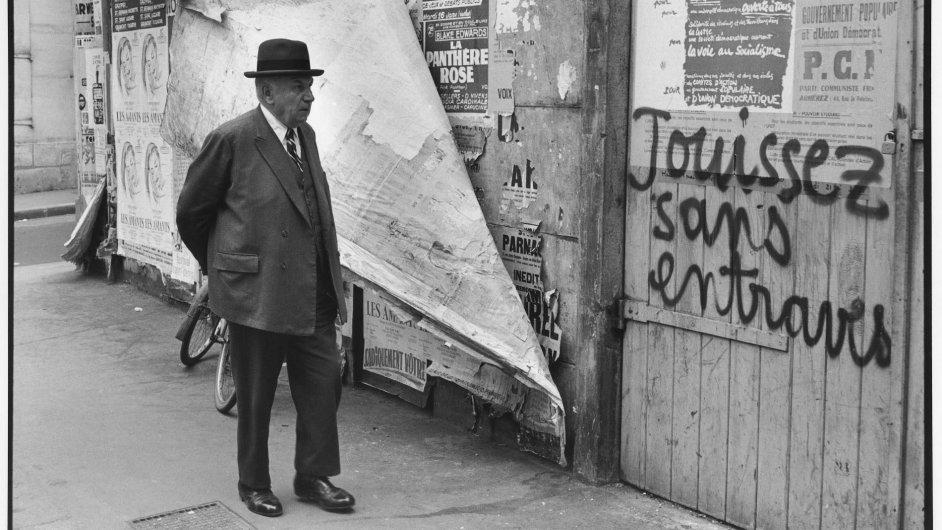 Retrospektiva Henriho Cartier-Bressona, Centre Pompidou, Paříž
