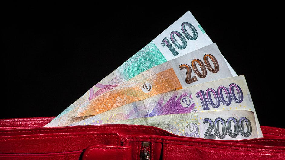 Nejvíce peněz bylo prominuto u daně z příjmu právnických osob, a to 718 milionů korun. O rok dříve to byly dva miliony korun - Ilustrační foto.