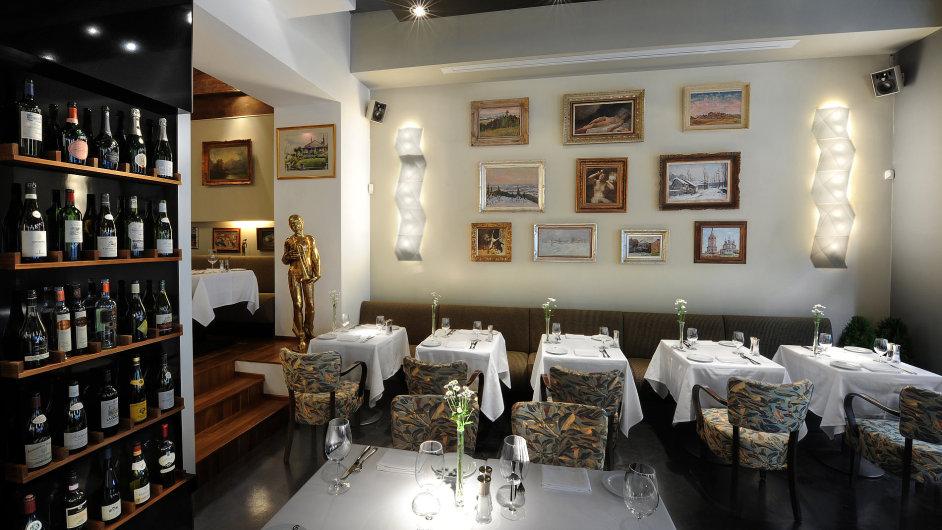 Restaurace Chagall's