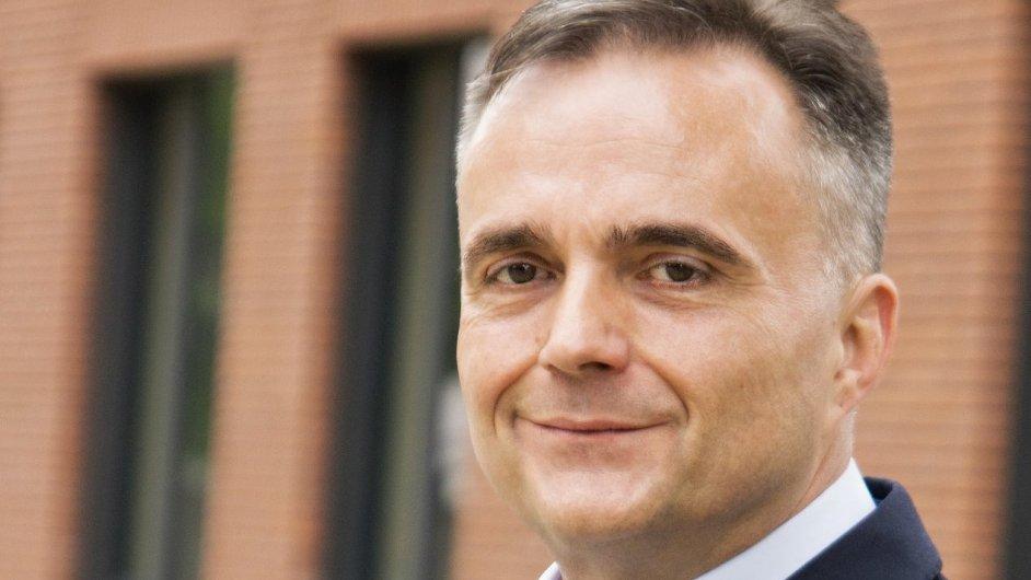 Stefan Fillibeck, výkonný ředitel společnosti Logic point