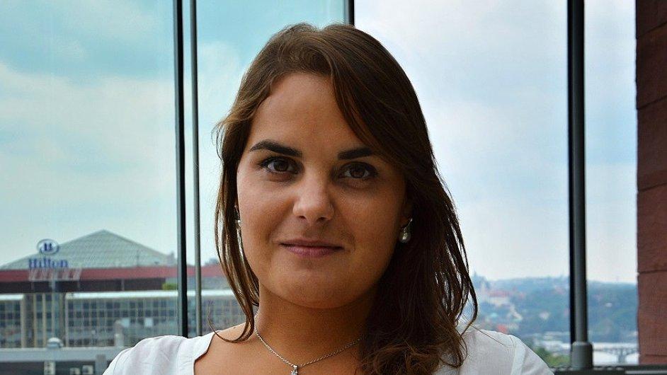 Alice Krásná, Brand Marketing Expert portálu Aukro.cz