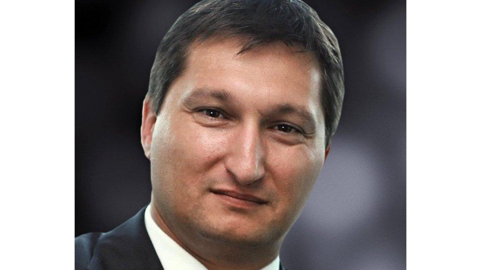Igor Vida, generální ředitel Raiffeisenbank