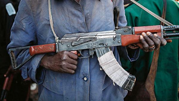 Skupina Boko Haram se hl�s� k organizaci Isl�msk� st�t - Ilustra�n� foto.