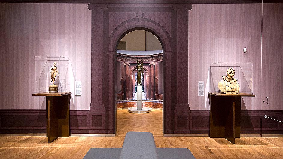 Obrazy na výstavu do Mauritshuisu přicestovaly ze Spojených států.