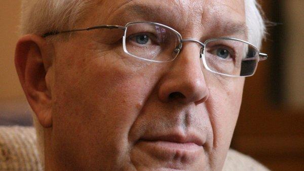 Jiří Drahoš, předseda Akademie věd ČR