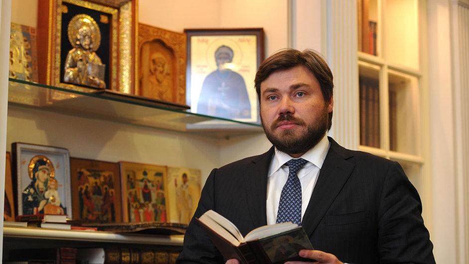Okolí pravoslavného miliardáře Konstantina Malofejeva podle Nové Gazety zosnovalo plán na připojení Donbasu k Rusku.