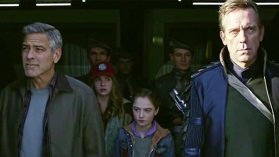 Film Země zítřka přijde do českých kin v květnu.