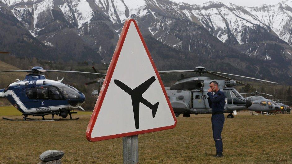 Ve Francii se zřítil airbus německých Germanwings