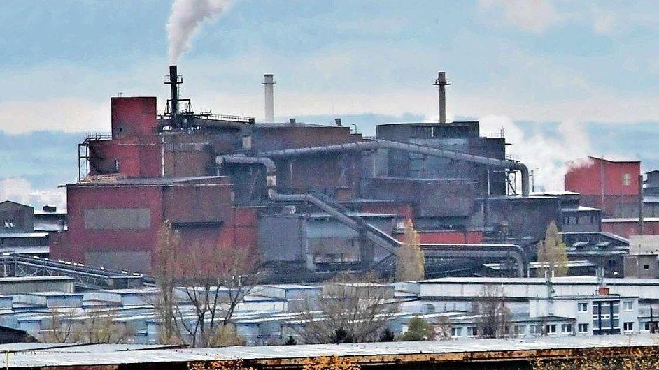 Ruská ocelářská společnost Evraz prohloubila loňskou ztrátu (ilustrační foto).
