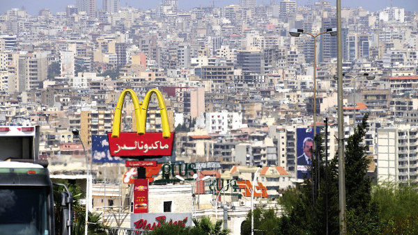 L�b� se ti v Libanonu? Tak si to u�ij, dokud je �as