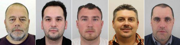 Policie zveřejnila fotografie pětice Čechů zmizelých v Libanonu.