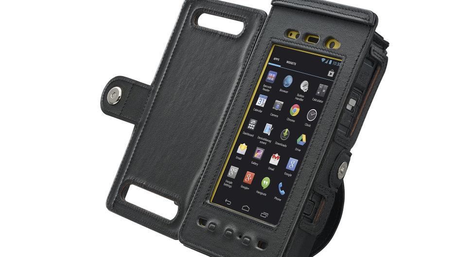Tablet Panasonic Toughpad FZ-X1 ATEX s operačním systémem Android 4.2.2.