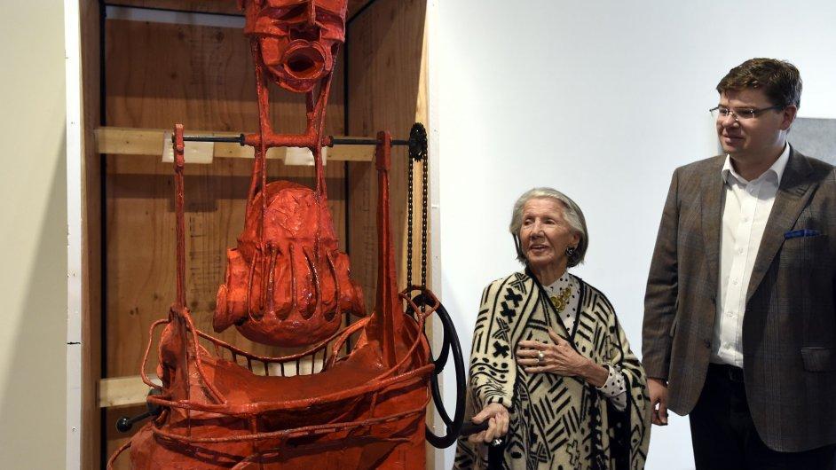 Snímky z výstavy Šmidrové