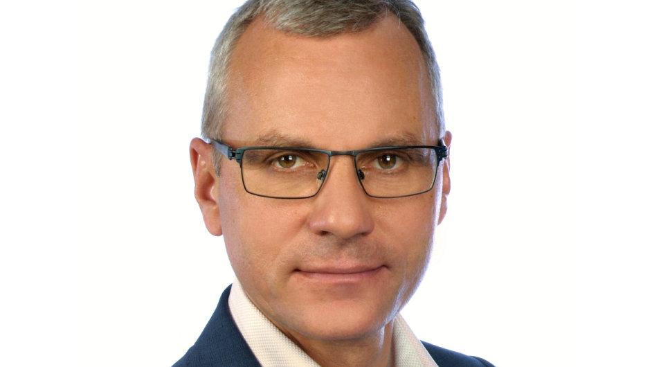 Martin Skalický, ředitel nemovitostního fondu EDULIOS skupiny Cimex