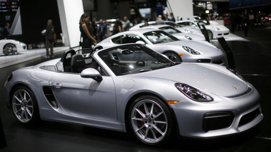 Porsche Auto Show