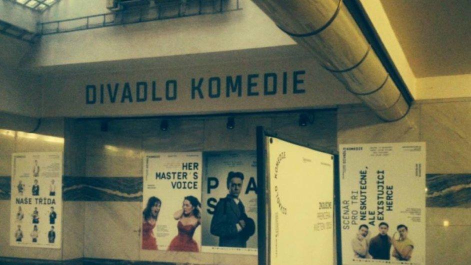 Divadlo Komedie letos od magistrátu dostalo 4,7 milionu korun na dokončení sezony.