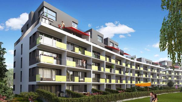 Největší projekt. Nahranici Vysočan aHloubětína se chystá vnásledujících letech prodávat stovky nových bytů společnost YIT.