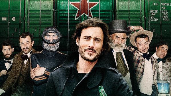 Kampaň Heineken