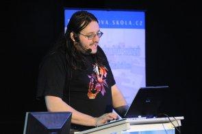 Bezpečnostní expert Michal Valášek