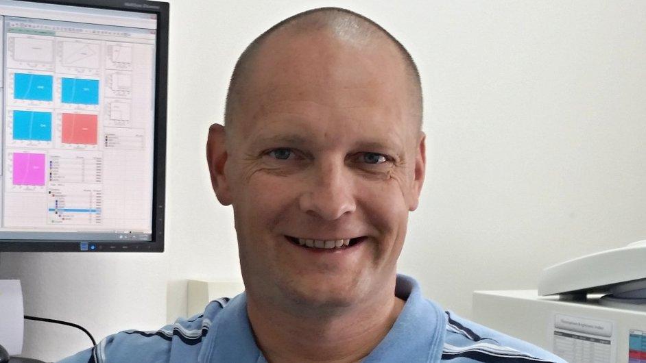 Peter Bauer, generální ředitel společnosti Bioinova