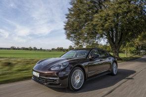 Porsche Panamera: luxus a nejrychlejší diesel na světě