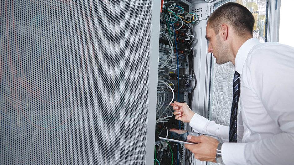 Na trhu práce zoufale chybí IT odborníci - ilustrační foto.