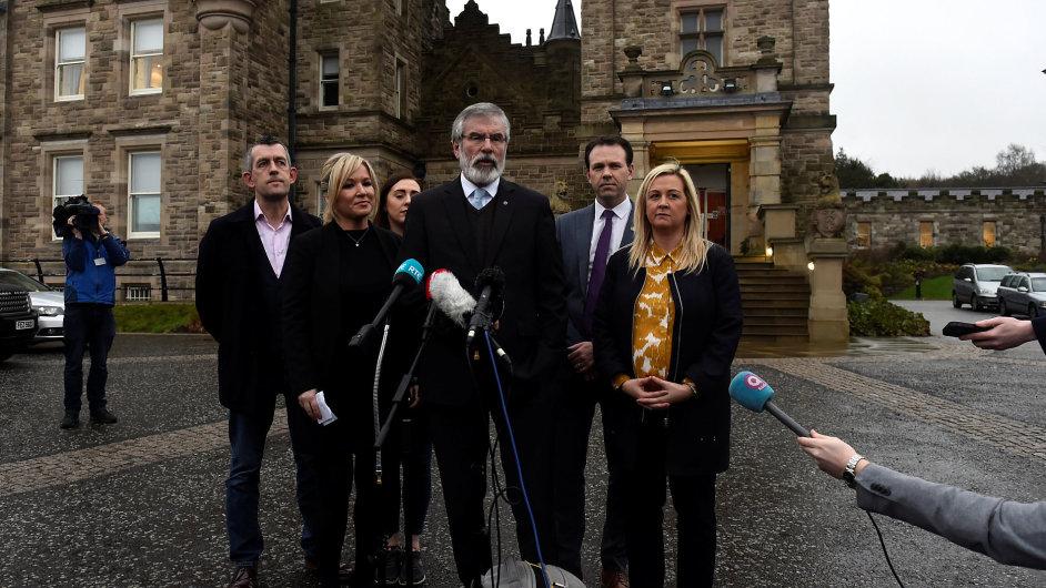 Severoirská nacionalistická strana Sinn Féin