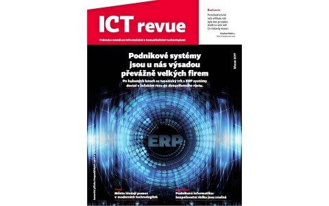 Právě vyšlo: <BR> ICT revue 3/2017