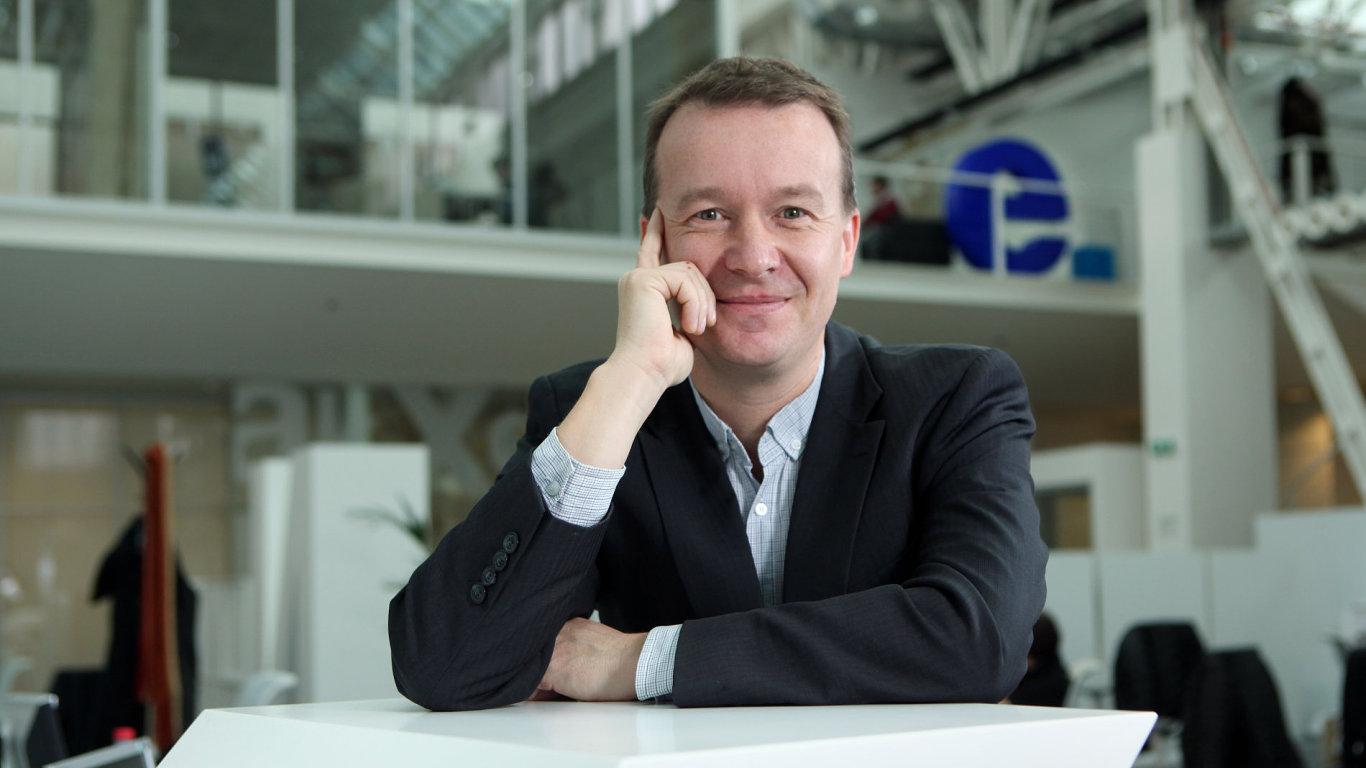 Komentátor HN Petr Honzejk