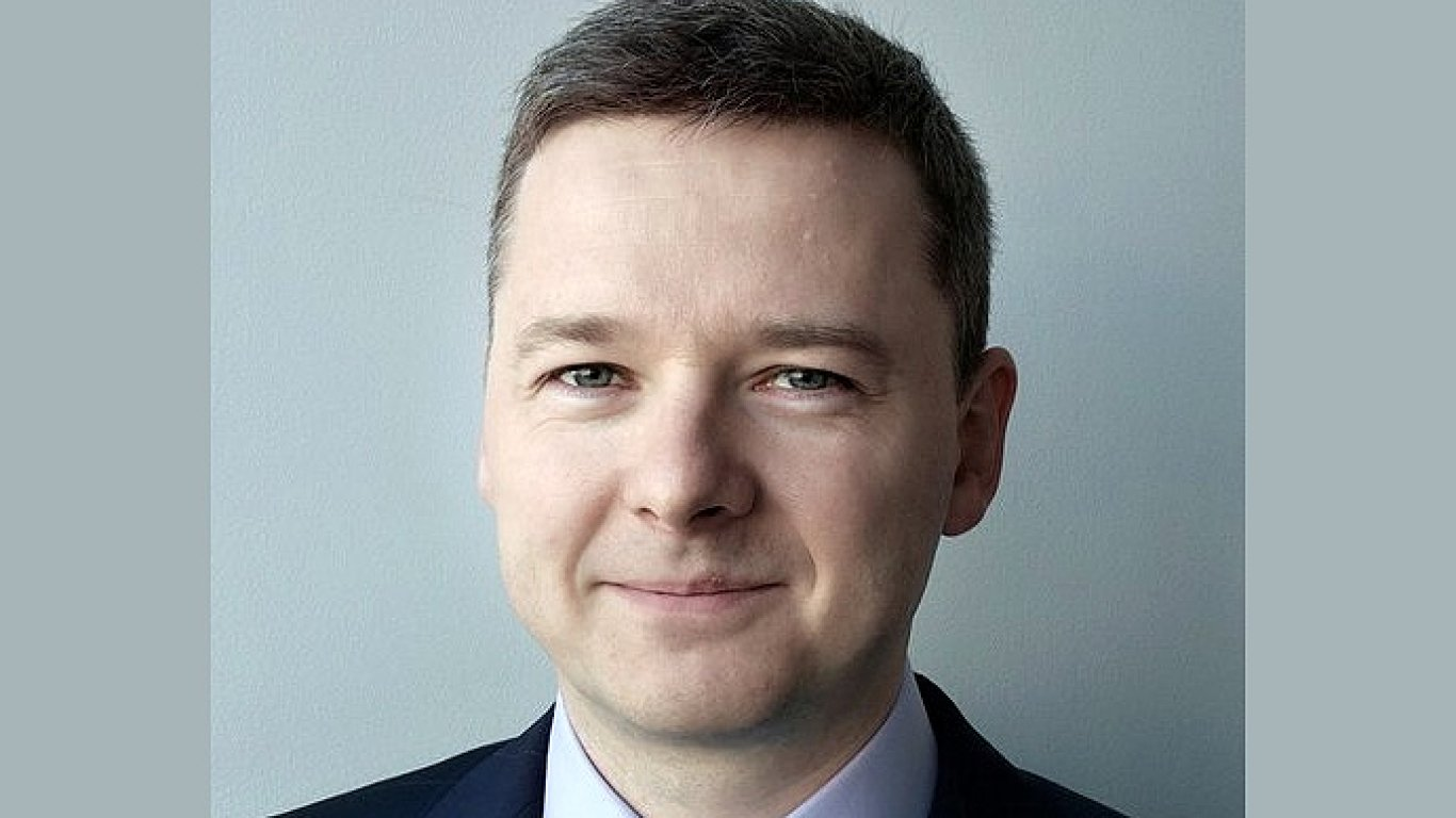 Petr Hadrava, ředitel interního auditu Sberbank CZ