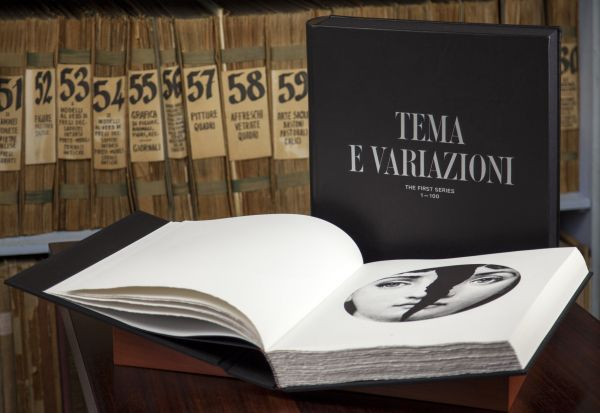 Fornasetti book T V 18