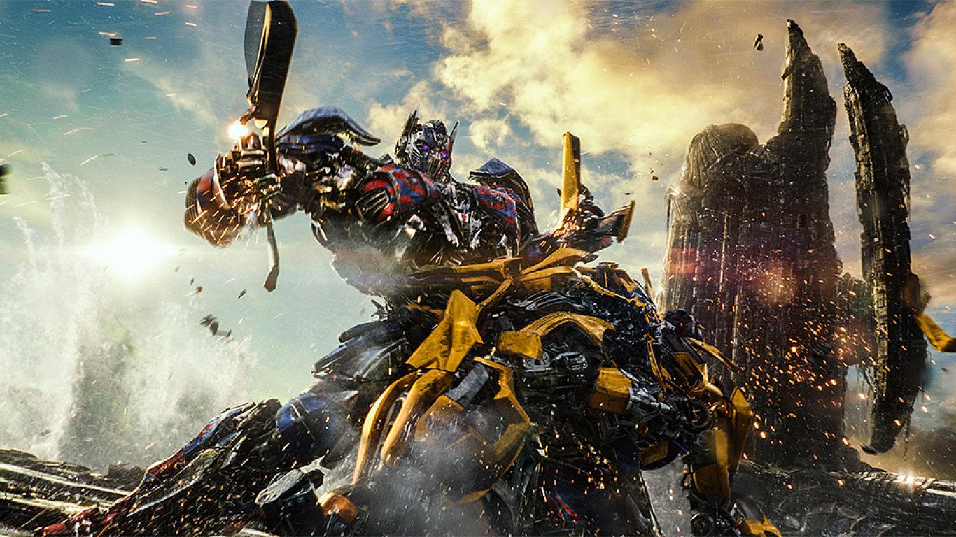 Film Transformers: Poslední rytíř od minulého čtvrtka promítají také česká kina.