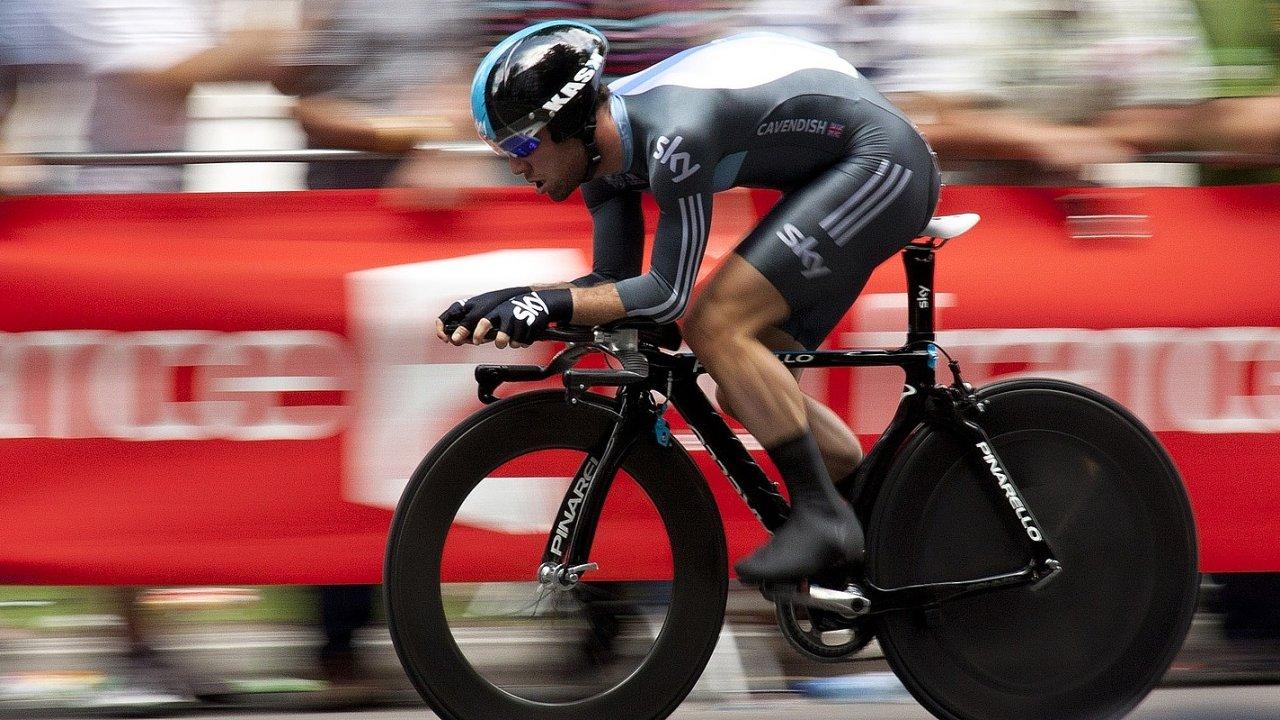 Cyklistika, závod, ilustrační foto