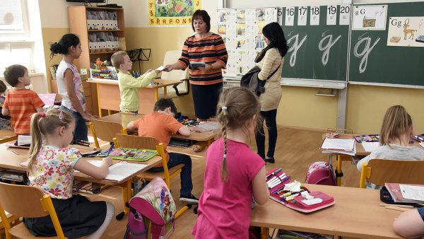 Vláda investuje do inkluze a podpory nadaných žáků o 400 milionů více – Ilustrační foto.
